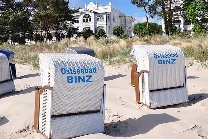 """Strandhaus """"Happytime""""-Neuer Luxus - Binz - House"""