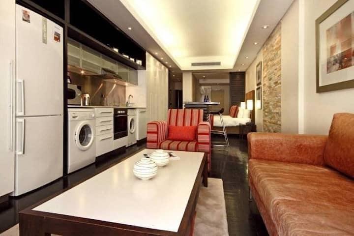 Studio Apartment in Cape Town City Centre