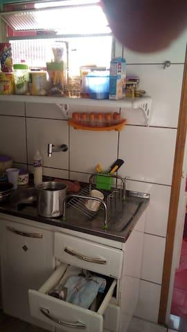 casa 3 quartos 2 banheiro , utensilio de cozinha. - Itacaré - Talo