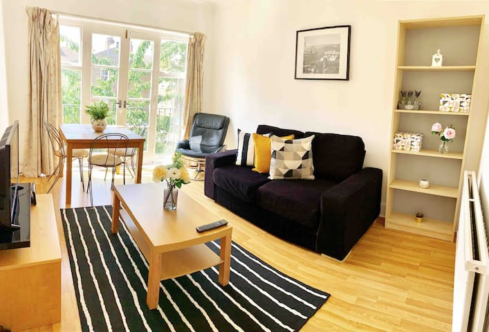 Beautiful 3Beds Central London Flat 3min to TUBE