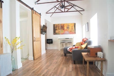 Apartamento moderno privado de 1 dormitorio