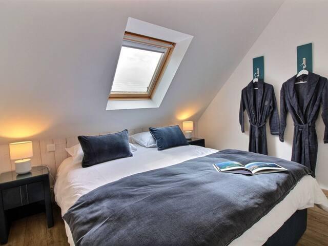 Isophonic comfort room for 2 people