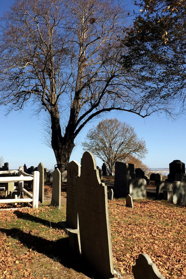 The secrets of 'Burial Hill'