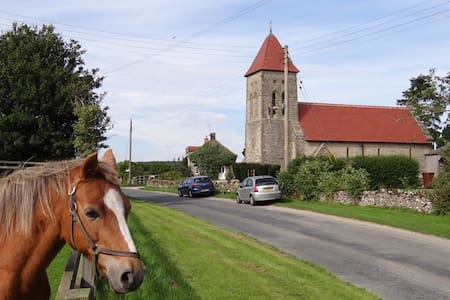 St Aidan's near Helmsley, York. - Helmsley