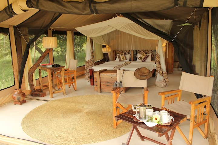 Mapito Tented Camp-Serengeti