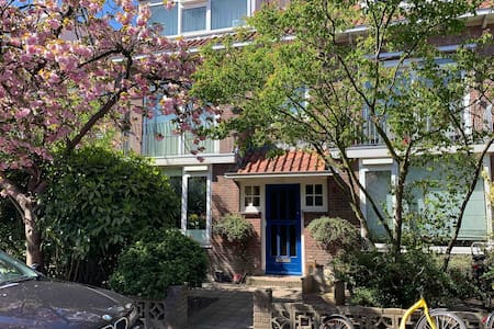 House with big sunny garden in Amsterdam/A'veen