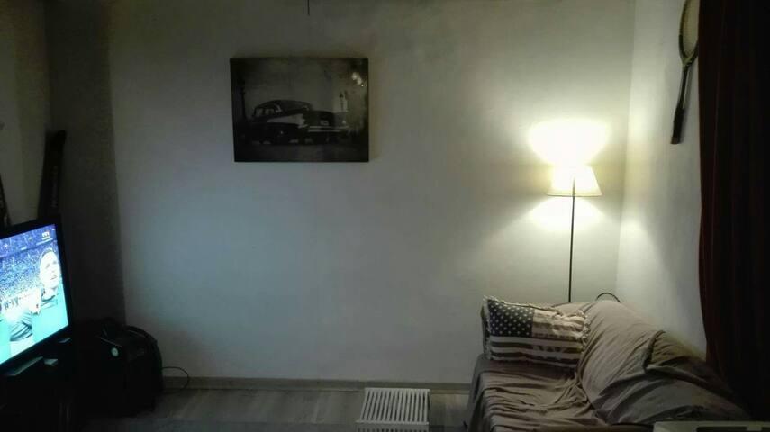 Joli appartement idéalement placé - Lyon - Apartamento