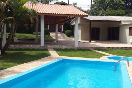 Sítio da Capela - Vargem Grande Paulista - Huis