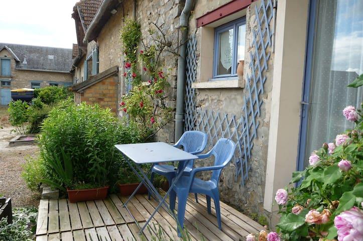 Gîte de la ferme de Coignampuits - Courdimanche-sur-Essonne - Casa