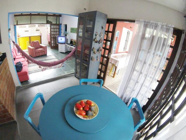 Hostel Sunsin Juquehy.