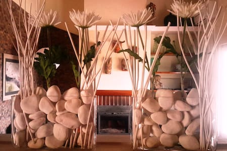 Typical Family Room - Colares - 別墅