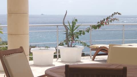 Zofia's Ocean View Studio
