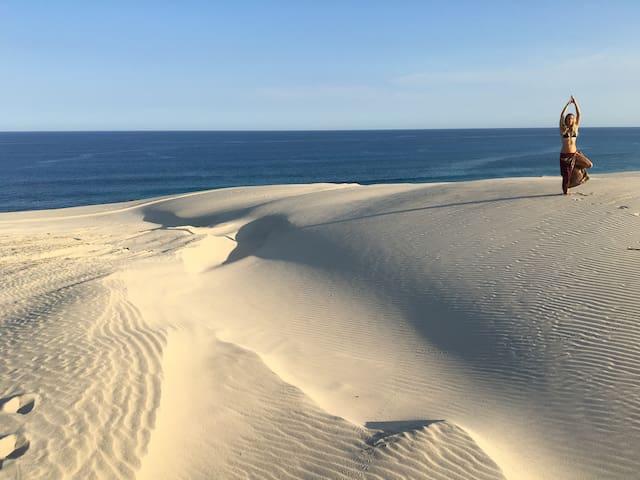 Unique B&B near Cabo Pulmo ~Yoga ~Wellness ~Meals