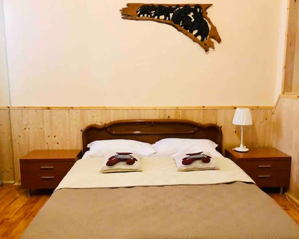 Linna's double room  ,nearby TEMINI STATION -C
