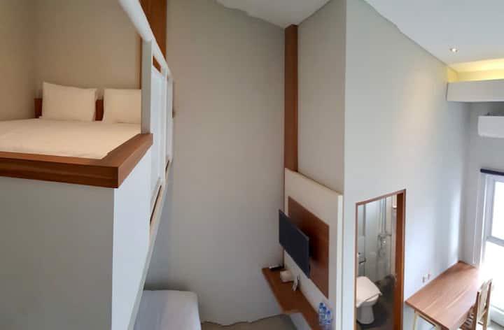 Stylish Studio Apartment Bandung Pasteur Setiabudi