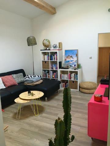 Appartement avec jardin en Provence - Mimet - Appartement