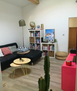 Appartement avec jardin en Provence - Mimet - Byt