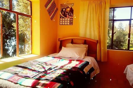 Ccolono Lodge- Isla Amantani