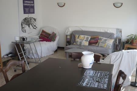 Grand Appartement Idéal Colocation E/S/O - Digne-les-Bains