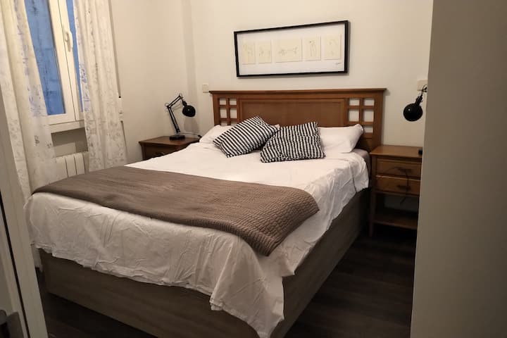 Habitación doble con cuarto de baño privado