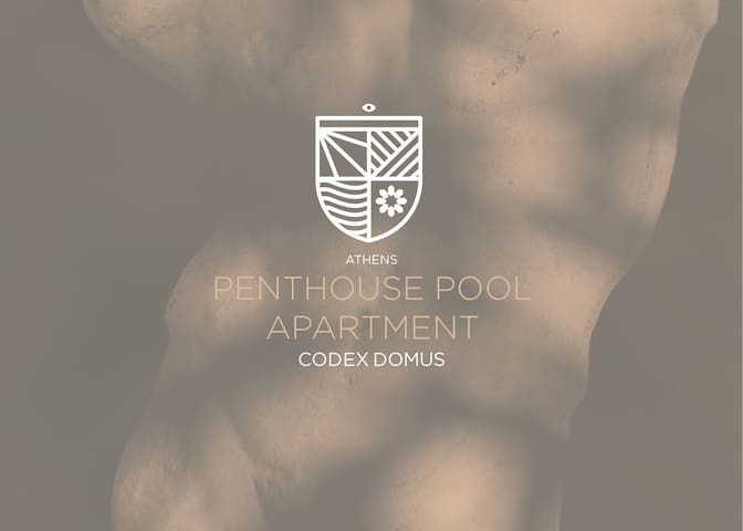 Codex Domus | Penthouse Pool Apartment | Athens