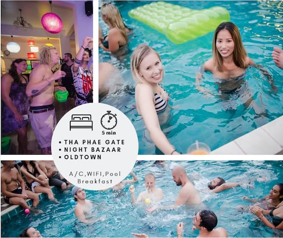 3C☆Royal Night Bazaar Hotel
