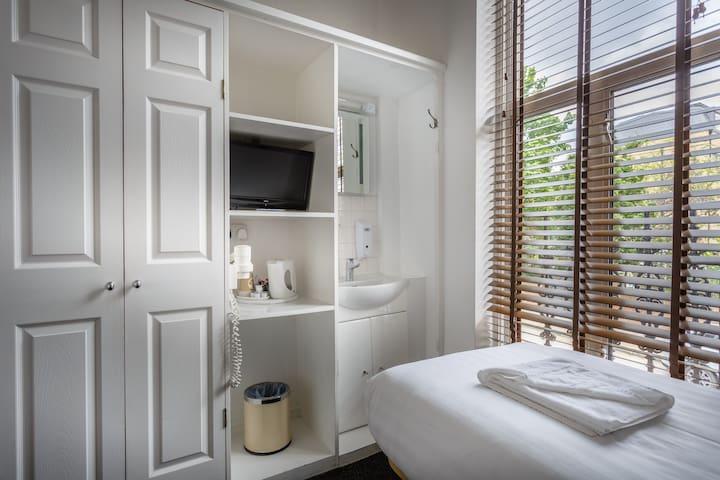 Jesmond Dene Hotel Basic Single Flexible