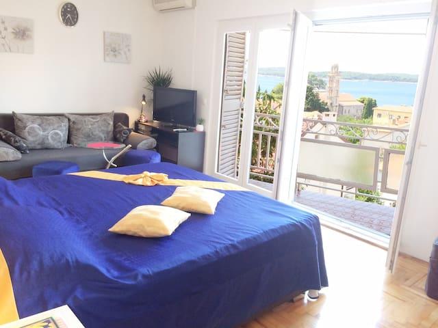"Apartment""ELENA"" with beautiful wide sea views"