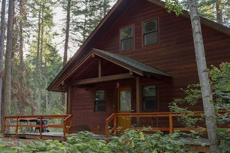 Northwoods Sanctuary. Sauna house included!