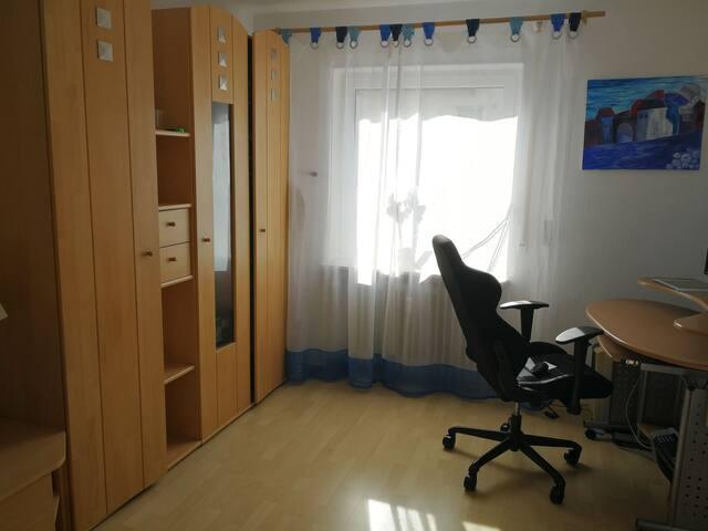 Helles Zimmer in Bad Dürrheim am Salinensee