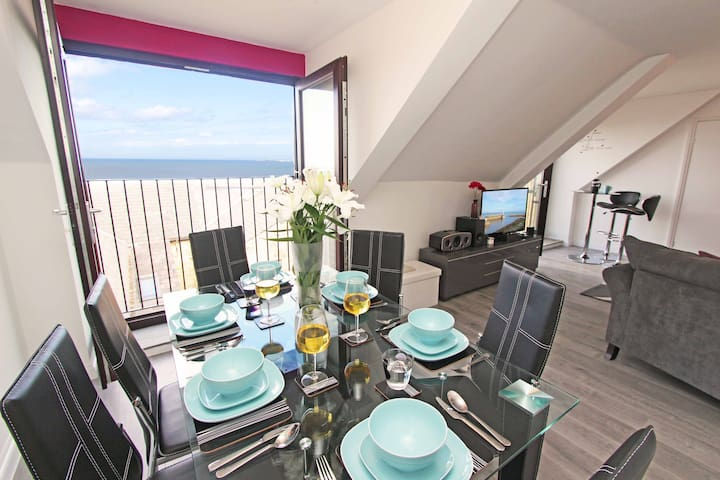 Salty Kisses, Seahouses - Seahouses - Casa