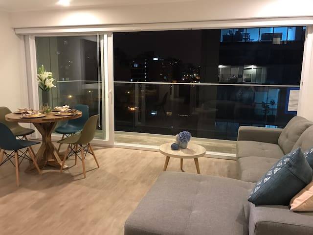 Luxury apartment in the heart of Miraflores