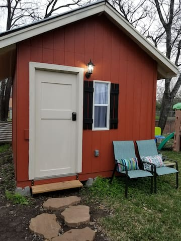 Snoopy House, Come Experience Tiny Living