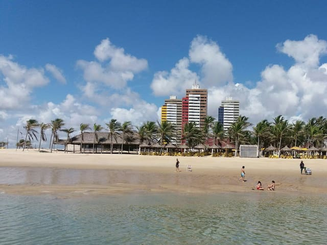 SUITABLE  SEA VIEW BEACH OF THE FUTURE FORTALEZA