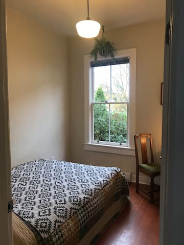 Cute little room in cozy character house