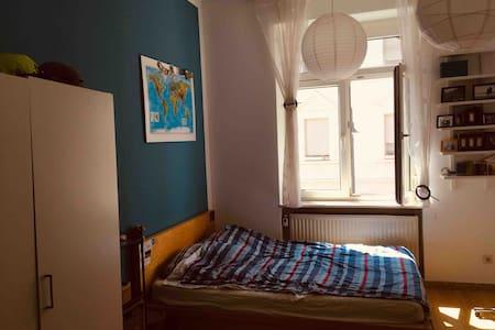 Unsere schöne Wohnung im Martinsviertel