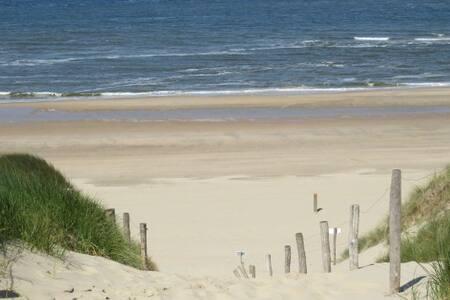 Ontspannen aan Zee - Egmond-Binnen - Huoneisto