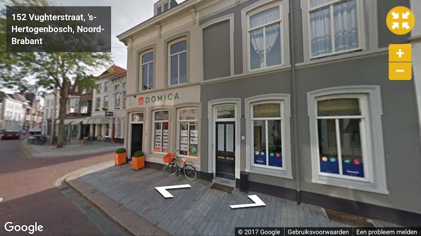 Alle luxe in hartje centrum 's-Hertogenbosch - 's-Hertogenbosch - Apartment