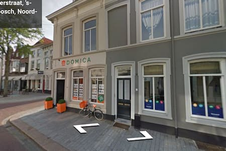Alle luxe in hartje centrum 's-Hertogenbosch - 斯海尔托亨博斯('s-Hertogenbosch)