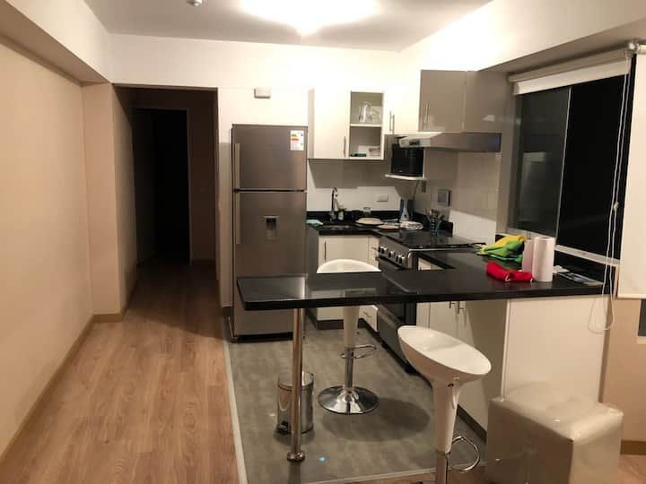 Private Apartment for Business or tourism at LIMA