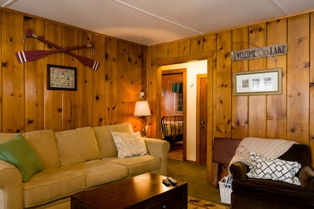 2BR Cabin in GL village w/ HOT TUB! - Grand Lake - Chatka