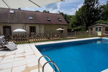 Les Trois Petites Maisons Cottage La Grace - Cromac - Talo