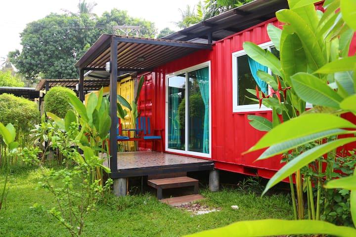 THINK & Retro Cafe Lipa Noi -Garden Cottage [R]