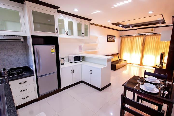 Private Suite in a beautiful condo