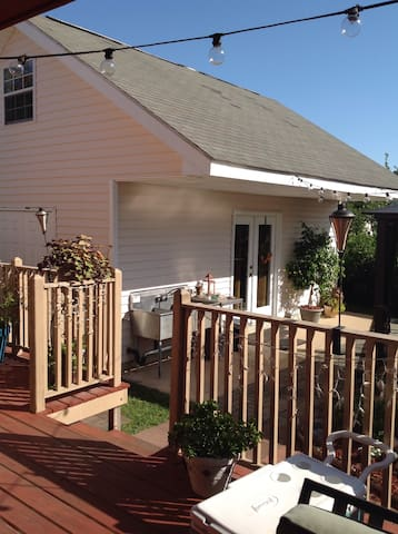 Apartment 10-15 minutes from Nola - Metairie - Apartment