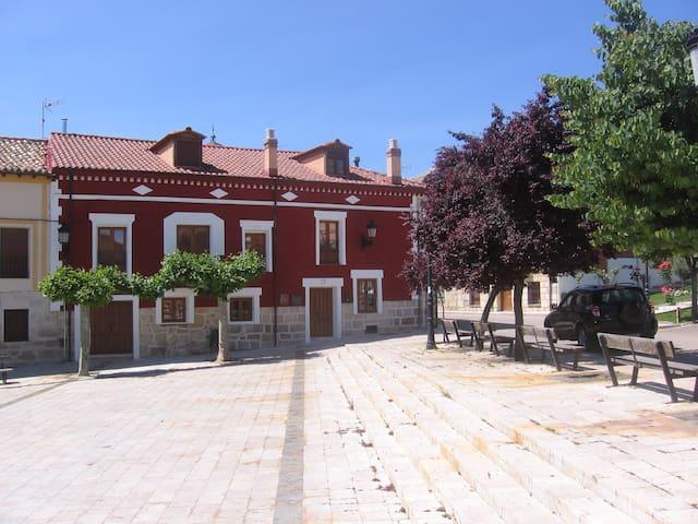 Casa Rural Casa las Hilanderas - Cevico de la Torre - Talo