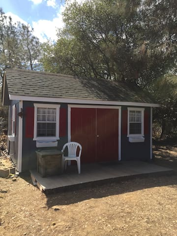 Cottage at Cowgirl Up Ranch - Burson - Chatka