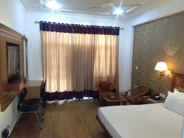 Grand View Resort at Nahan Deluxe Room