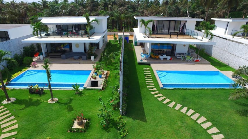 Palmes villa Assini - Assinie - Huis