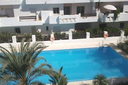 Modern  3 bedroom flat in Estepona
